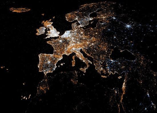 europe-at-night