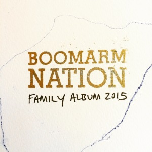 BoomarmFamily Album 2015_cover